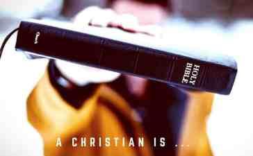 A Christian is an Influencer - Emmanuel Naweji