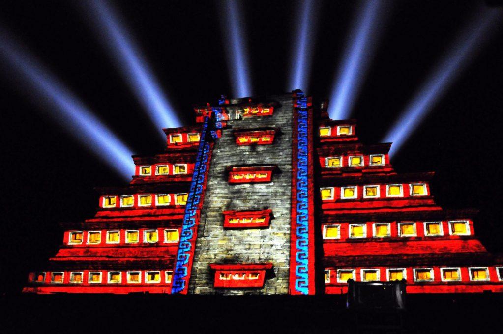 pirámide tajín