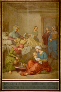 The Nativity of John the Baptist in Speyer, Germany
