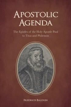 Apostolic Agenda Cover