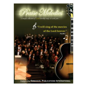 Praise Melodies – English Worship Song Book