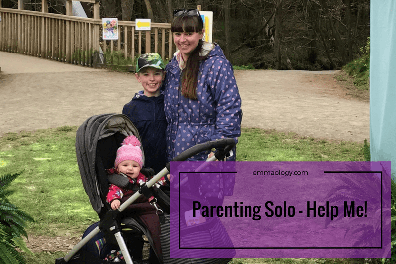 Parenting Solo – Help Me!