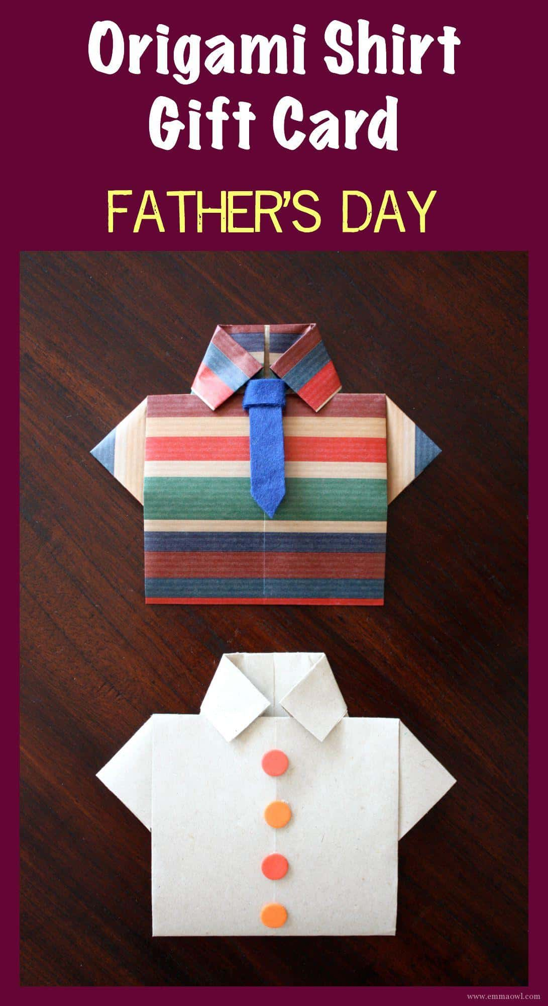 How to fold an Origami Shirt : howto | 2000x1091
