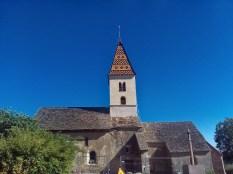 Church in Fixin, Burgundy.