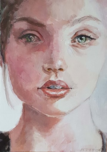 Face Study no.2