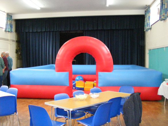 soft play at Jake's first birthday