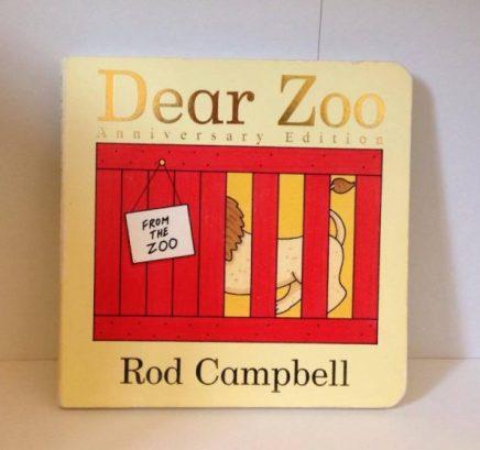 dear zoo book