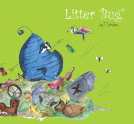 litter bug front cover