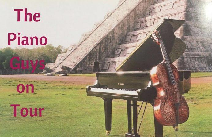 the piano guys on tour