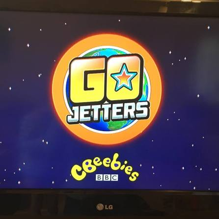 go jetters on TV