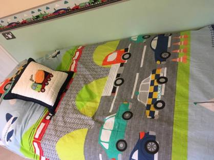 car bed spread