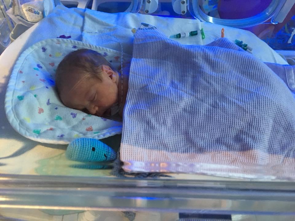 new baby- my birth story