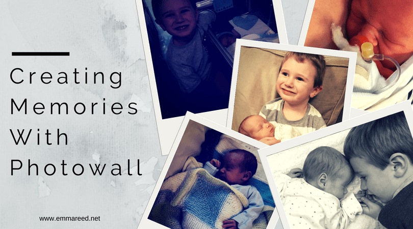 creating memories with photowall
