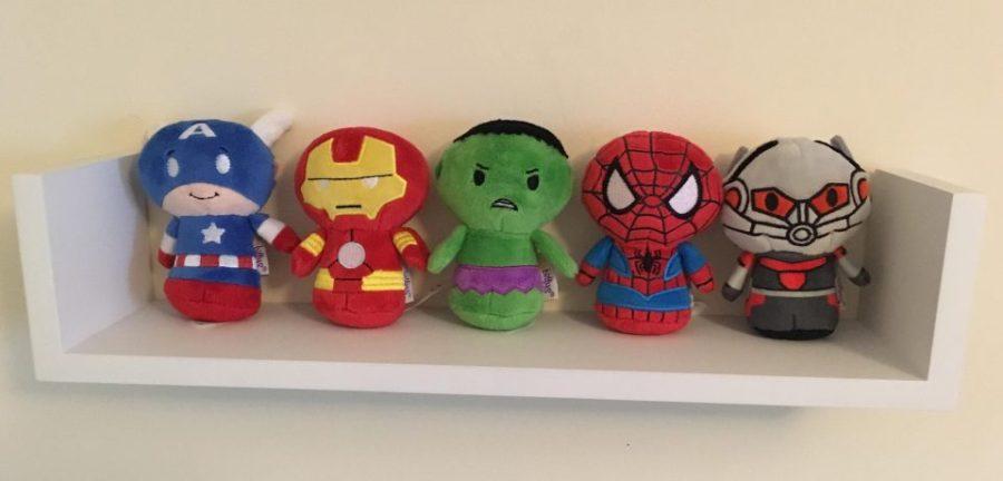 The Avengers Itty Bittys