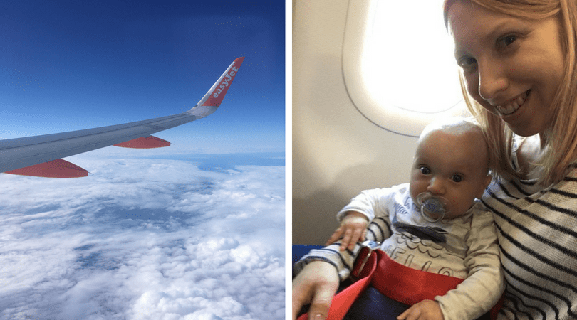 What Can I Expect When Flying with a Baby?