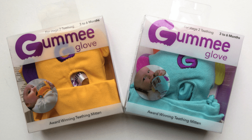 Gummee Glove Review and Giveaway
