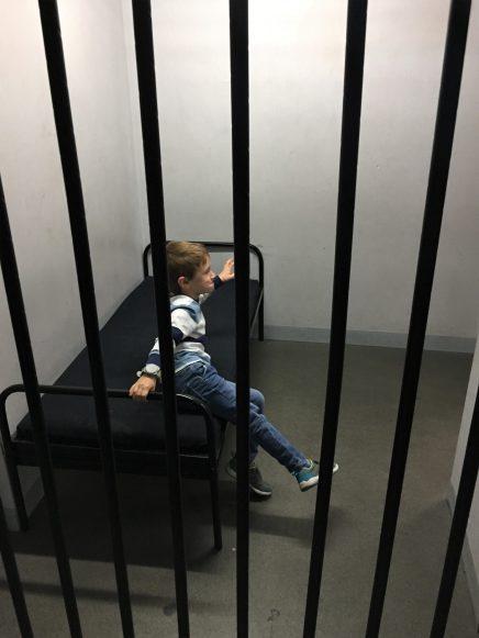 Jake in jail