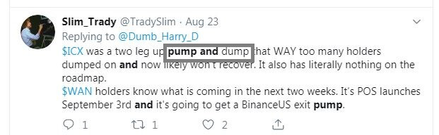 pump and dump - Bitcoin Terminologies Explained! All Terms In Crypto Currency