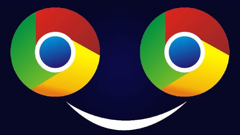 google chrome illustration