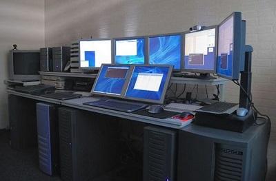 workstation computer