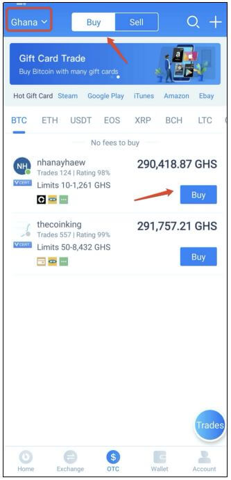 how to buy bitcoin with mobile money steps