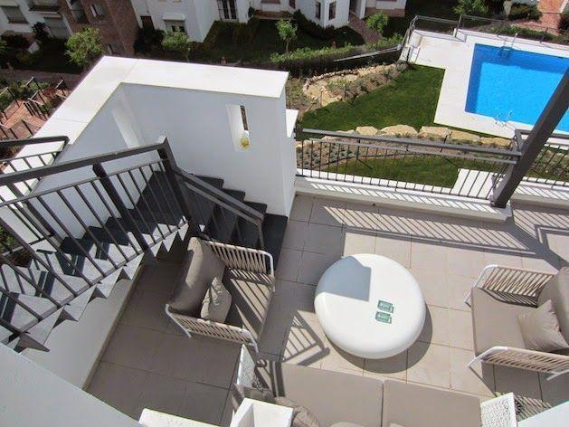 decoración de terraza madrid