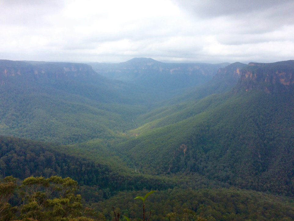 Blue Mountains -- photo by Emma Sedlak, 2015