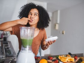 Smoothies for weight loss and glowing skin