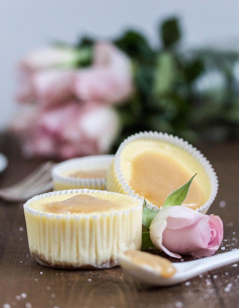 Dulche de Leche Cheesecakes-7