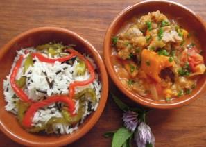 Moroccan Lamb Stew - W/f, D/f