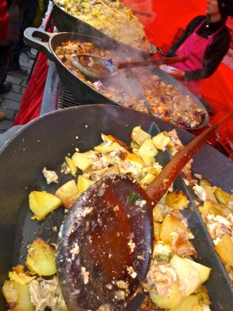 Street Food - Prague.