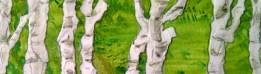 Rikke Digerud Birch Collage
