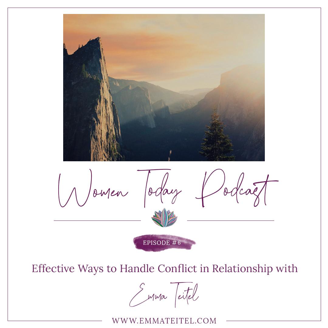 Effective Ways to Handle Conflict in Relationship