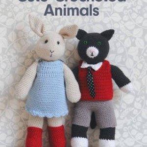 Book. Cute crocheted animals, by Emma Varnam