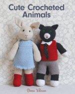 Book. Cute crocheted animals