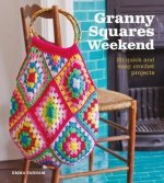 Book. Granny squares weekend