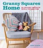Book. Granny squares home
