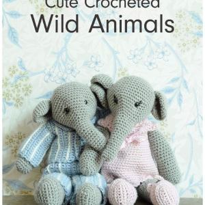 Book. Cute crocheted wild animals, by Emma Varnam