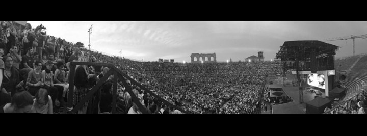 Adele all'arena