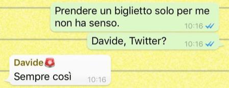 Schermata Whatsapp 1
