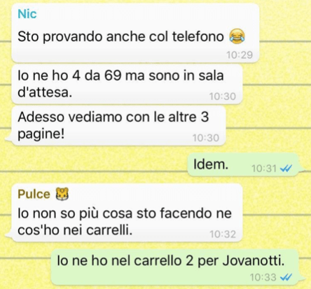Schermata Whatsapp 2