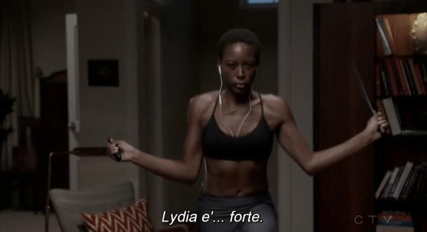 Lydia Quantico