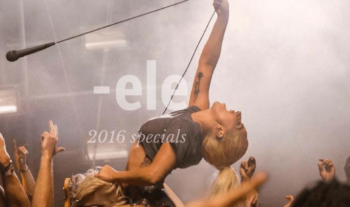 Video musicali 2016