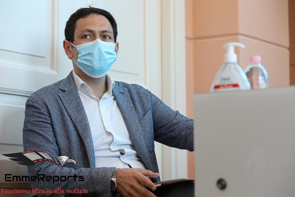 """Covid, Ruggero Razza: """"In Sicilia somministrati circa 30mila vaccini"""""""
