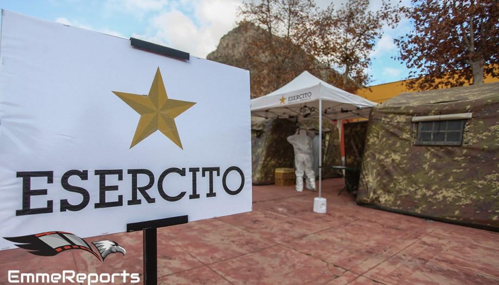 Forze Armate. Militari italiani sempre presenti in Italia e all'estero