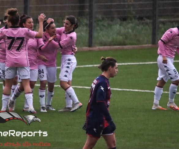 Il Palermo Women vince e consolida il secondo posto