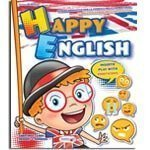 "Quaderno operativo di inglese ""HAPPY ENGLISH"""