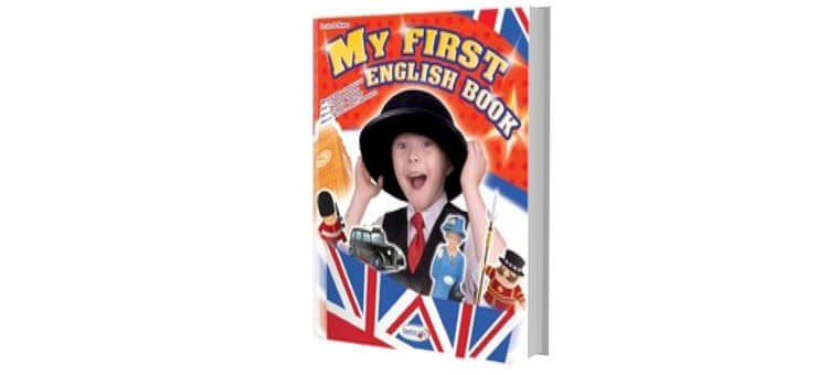 "Quaderno operativo inglese Scuola Infanzia ""MY FIRST ENGLISH BOOK"""