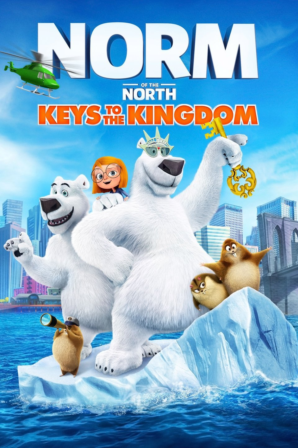 norm of the north keys