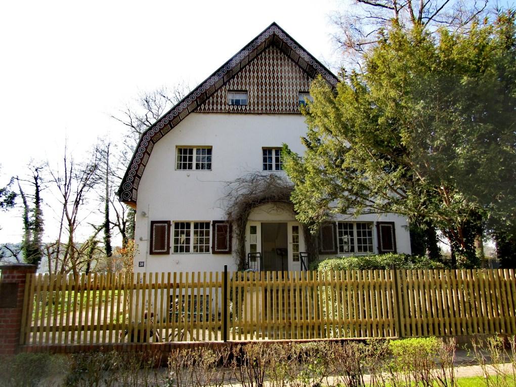 Differenze tra Germania est e ovest: esistono ancora? Ecco cosa vedere nella ex DDR: la casa di Bertold Brecht a Buckow